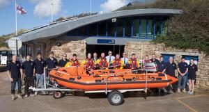 Rock Lifeboat Station