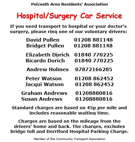 PARA Hospital/Surgery Car Service